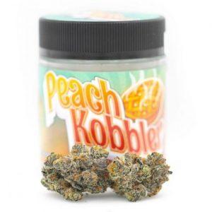 Peach kobbler Runtz