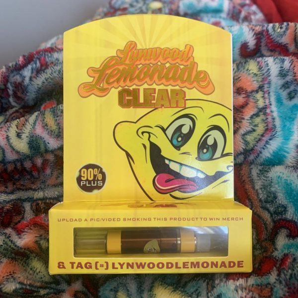 Lynwood lemonade clear carts
