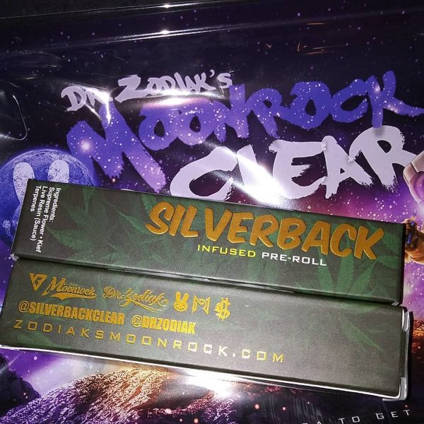 Silverback clear carts